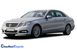 executive car hire in london