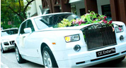 UK Wedding Car Hire Chauffeur Driven