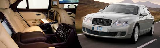 bentley car hire london
