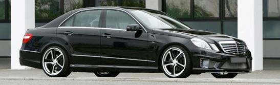 Mercedes E Class Chauffeur Car