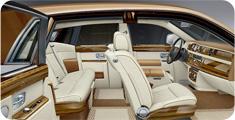 Rolls Royce Phantom Interior Car