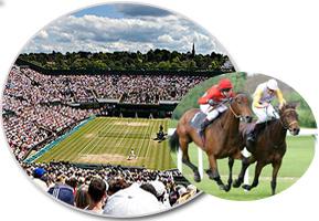 Wimbledon Chauffeur Driven Tours