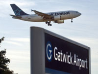 Click here to request for Gatwick Airport transfer