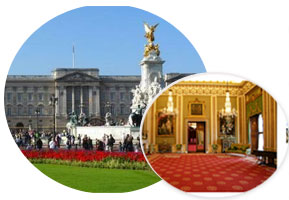 Buckingham Palace Tours