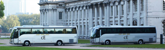 Executive Coach Hire London