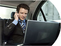 Financial Road Show Chauffeur Hire UK