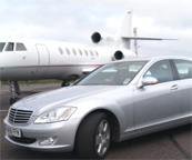 luxury chauffeur driven car hire