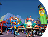 Theme Park Kids Day Out Chauffeur Car Hire UK