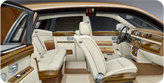 Rolls Royce Phantom Interior Car