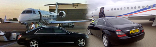 Blackbushe Airport Chauffeur