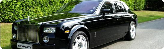 London Gatwick-Airport Transfer-Rolls Royce Phantom Chauffeur Transfers