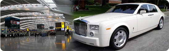 Rolls-Royce Phantom Heathrow Chauffeur Transfer