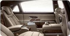 maybach62 interior